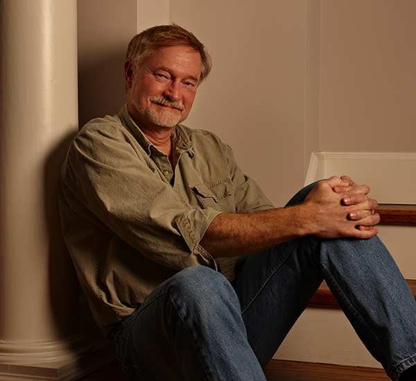 Erik Larson, author